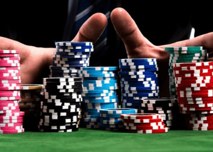 Choose from the wide variety of online casino games